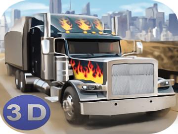 Cargo Truck Euro American Tour