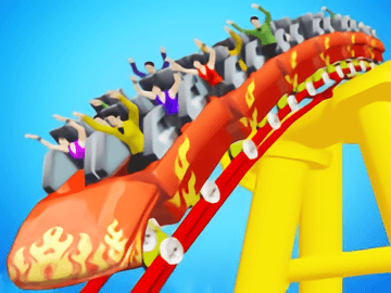 Amazing Park Reckless Roller Coaster 2019