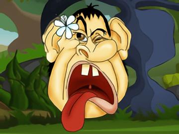 Funny Face Jigsaw