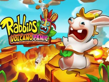 Rabbids Volcano Panic