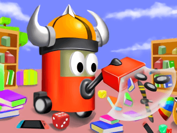 Dust Buster. io