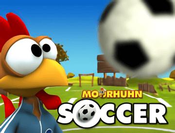 Moorhuhn Football