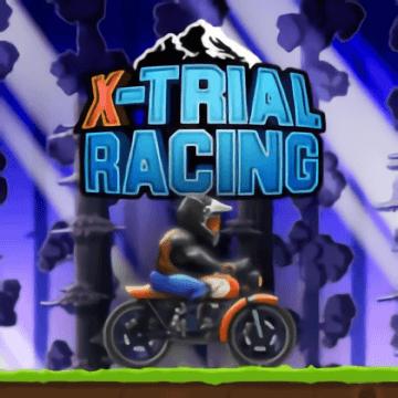 X-Trial Racing Mountain Adventure