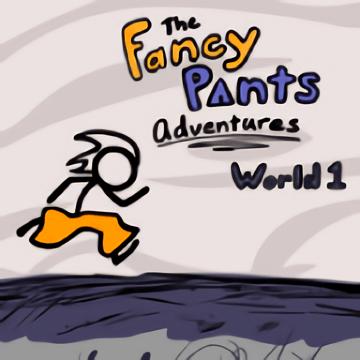 The Fancy Pants Adventures World 1