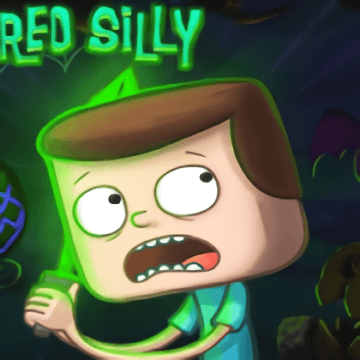 Clarence Scared Silly