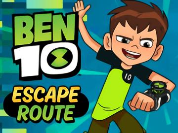 Ben 10: Escape Route