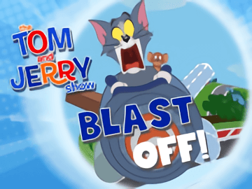 The Tom and Jerry Show Blast off