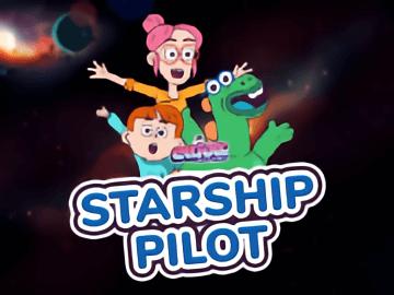 Elliott From Earth - Space Academy Starship Pilot