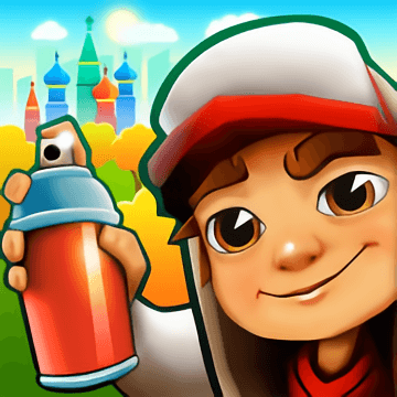Subway Surfers Moscow