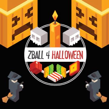 Z Ball 4 Halloween